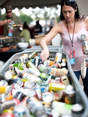 AmeriCAN Canned Craft Beer Festival focuses on the benefits of canning craft beer.