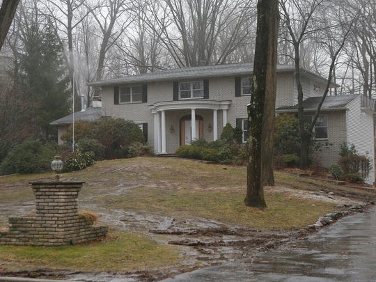Suffern resident Peter Katz is taking the Town of Ramapo to court over granting a permit to a developer to convert single family home at 101 Carlton Rd. W in Suffern, to a temporary school.  Thursday, December 29, 2016.