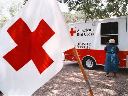 Red Cross in Mississippi