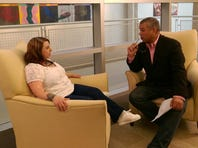 EXCLUSIVE: Russ Mitchell one-on-one with Michelle Knight