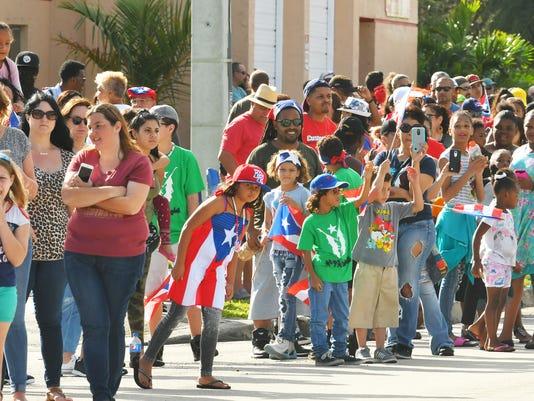 2017 Puerto Rican Day Parade