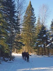 Minocqua Winter Park features more than 90 km of cross-country