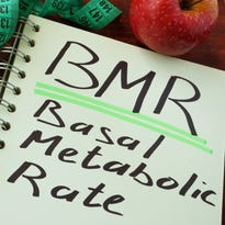 To guide weight loss, get to know your basal metabolic rate