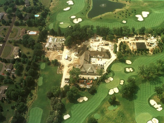 Asherwood includes a private 18-hole golf course.