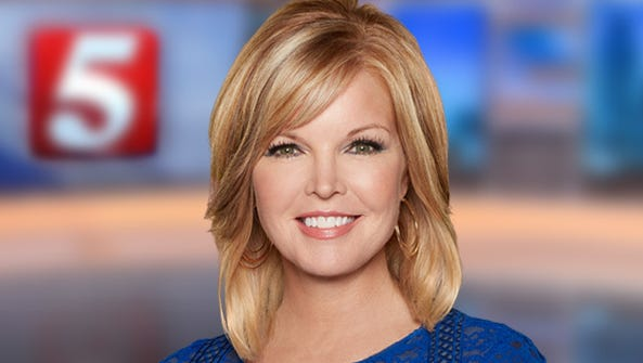Station headshot for NewsChannel5 morning show anchor