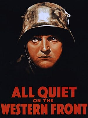 """All Quiet on the Western Front"" shows at the International Museum of Art in El Paso on Saturday."