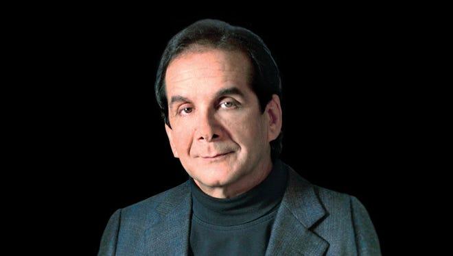 Charles Krauthammer, Opinion Columnist