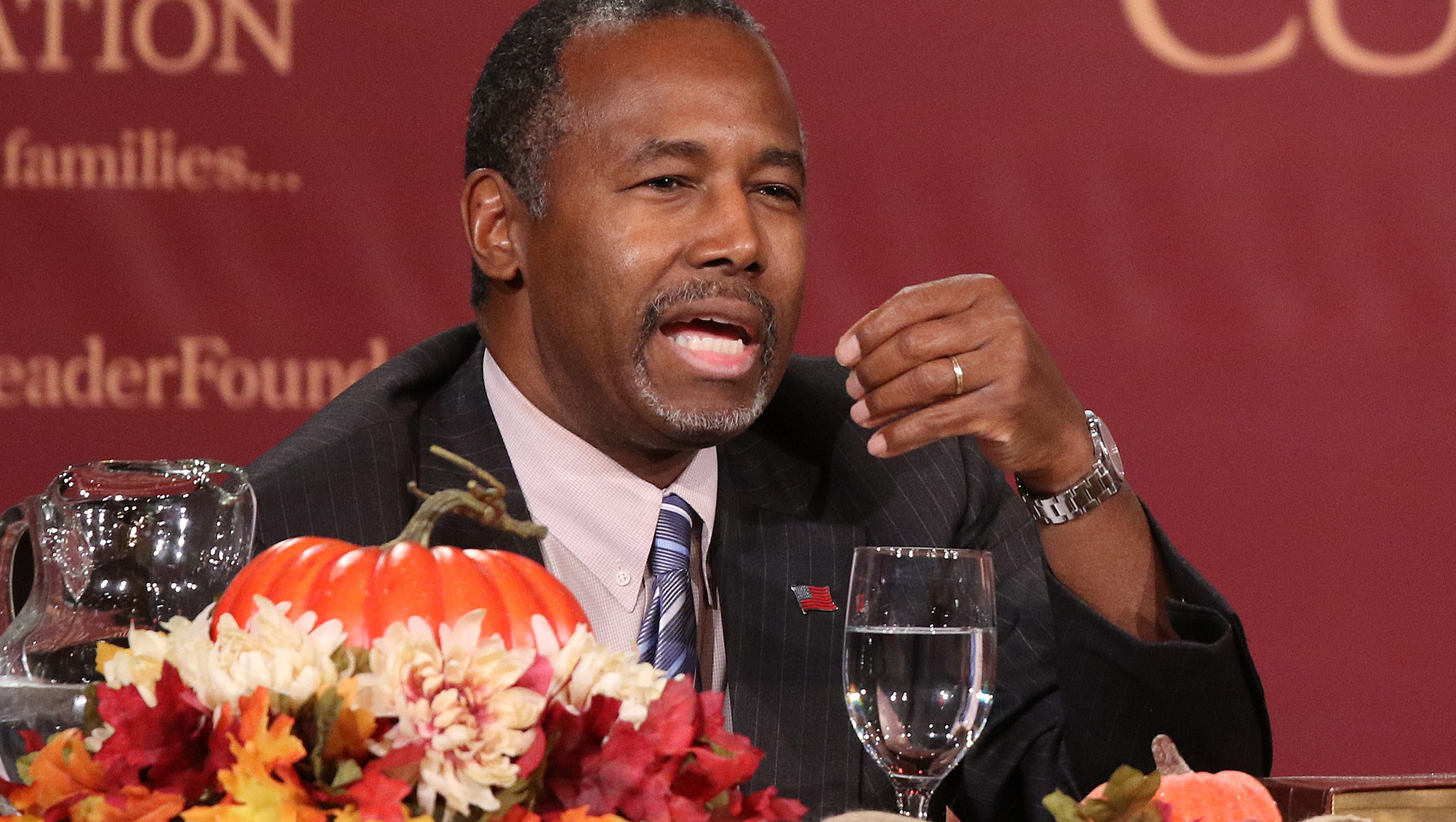 Carson God Gets Credit Blame For Surgery Outcomes
