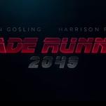 'Blade Runner 2049' teaser trailer released