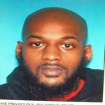 Rashan R. Williams, the suspect in Saturday's shooting in Bridgeton.