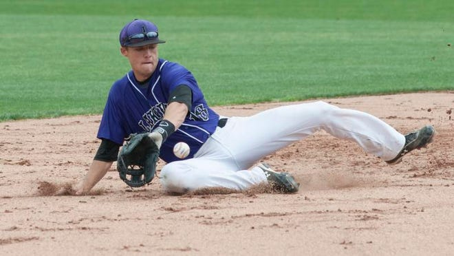 Lakeview's Jake Bivens is one of the top baseball players of the last decade for the Spartans and went on to play for the University of Michigan.