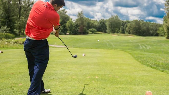 Golf pro Daril Pacinella shares his tips on how to not top your 3-wood when driving.