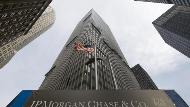 JPMorgan Chase and at least four other financial institutions were hacked recently in a series of coordinated attacks. The source, who was not authorized to comment publicly, said investigators believe Russian hackers were the source of the attacks.