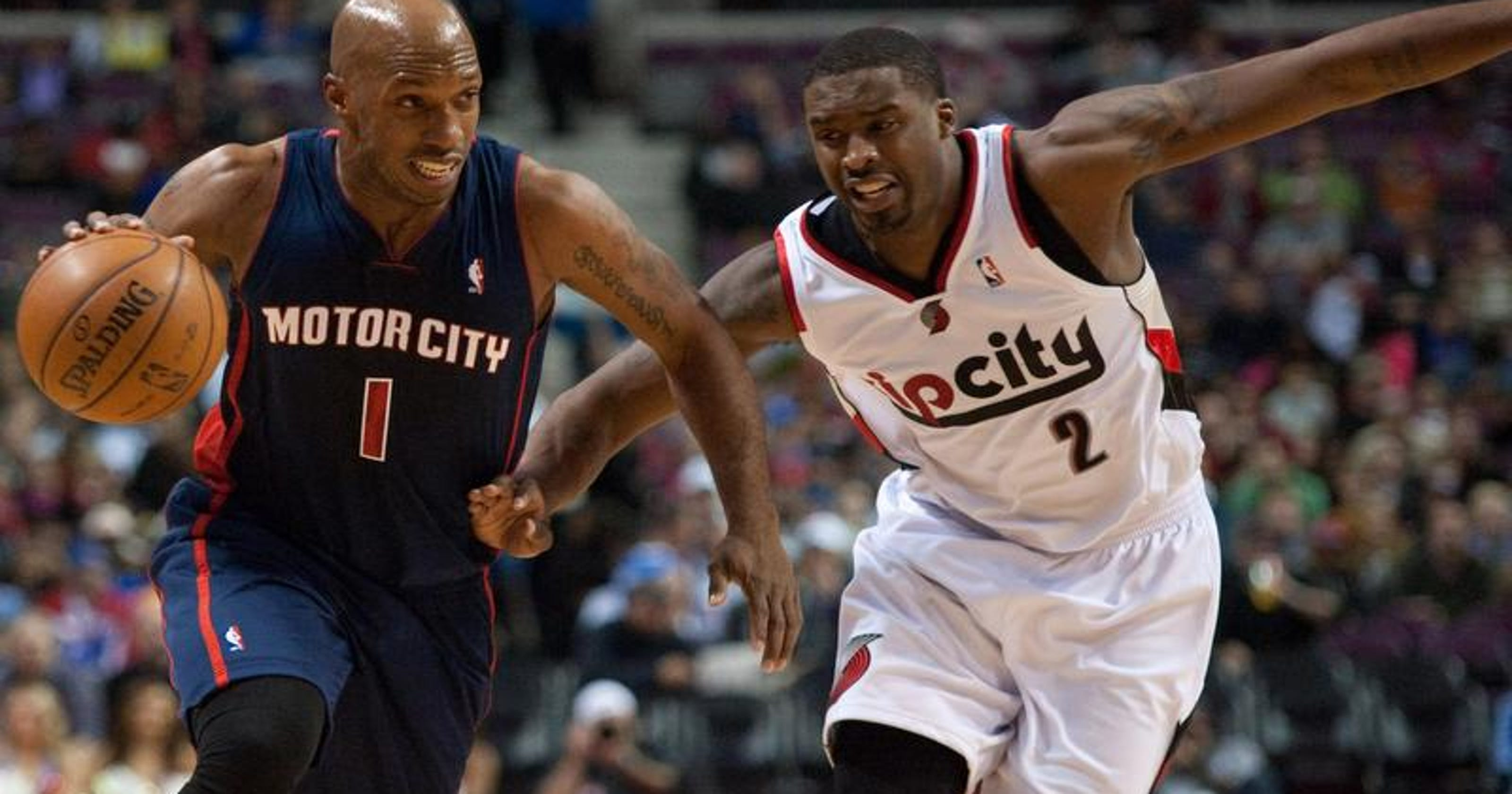 1d8e0d3db Shawn Windsor  Pistons  Chauncey Billups has smooth exit from the NBA