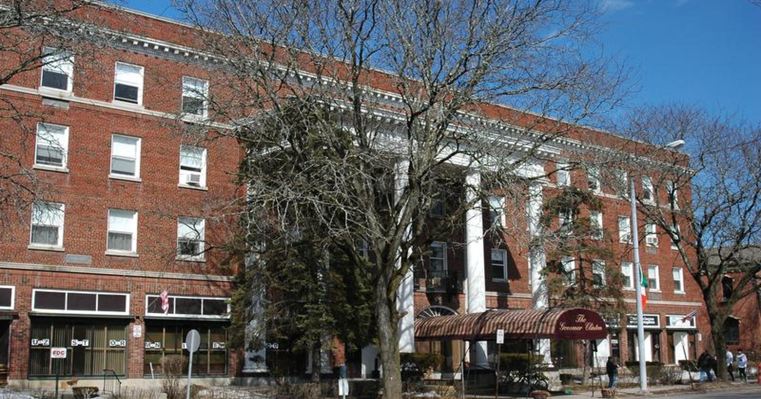 Dateline: Gov  Clinton Hotel in Kingston rivaled any in NYC