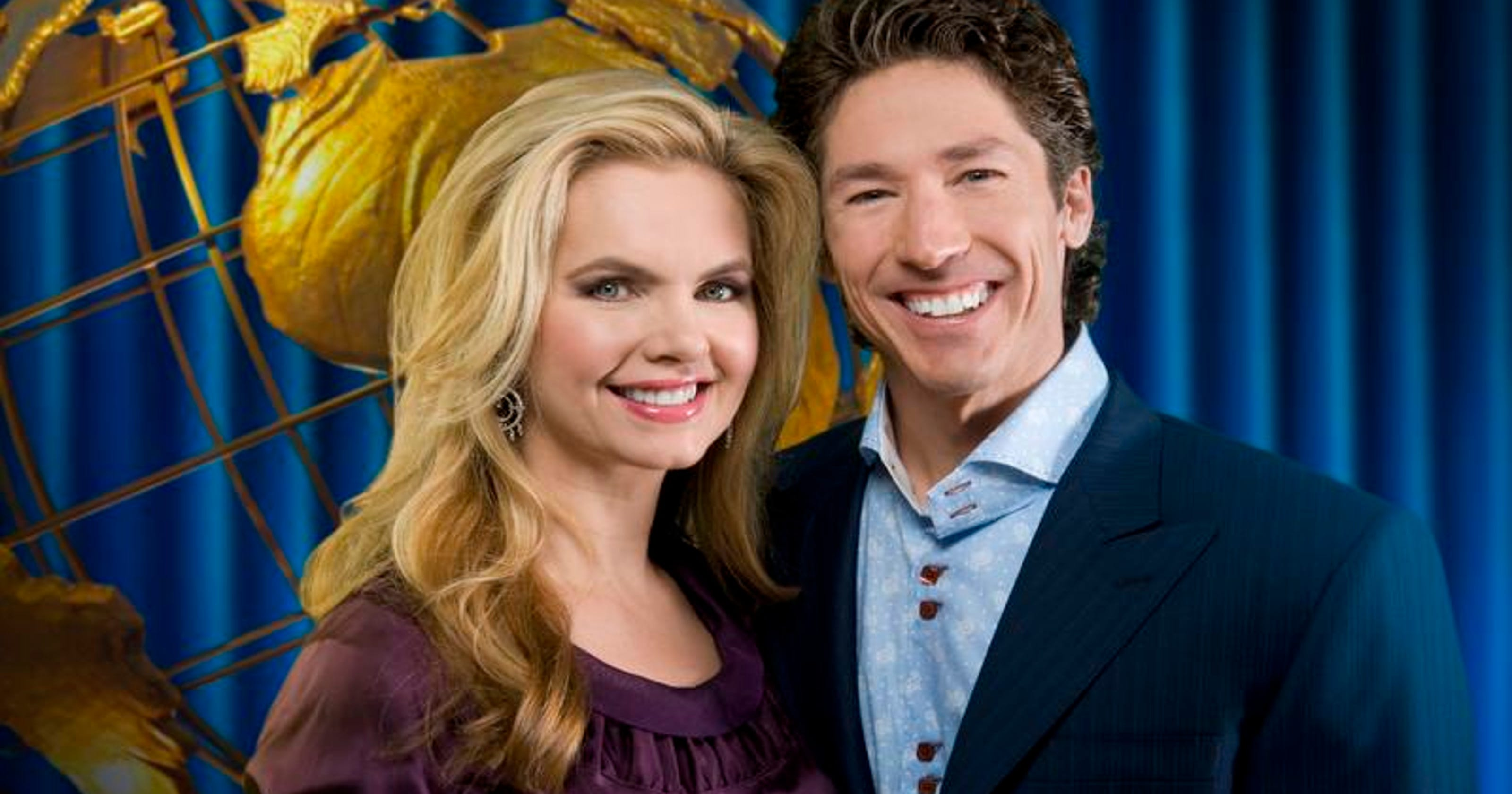 America's pastor: Joel and Victoria Osteen brings 'Night of