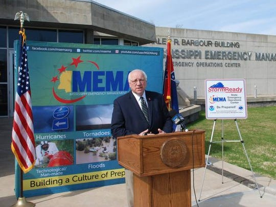 Mississippi Emergency Managament Agency Director Robert Latham announced Tuesday he will retire Jan. 31.