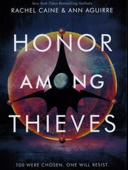 """Honor Among Thieves"" by Rachel Caine"