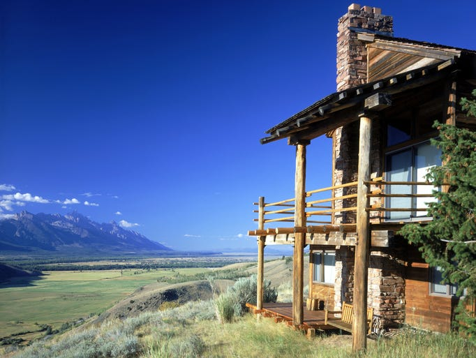 Bed And Breakfast Near Jackson Hole