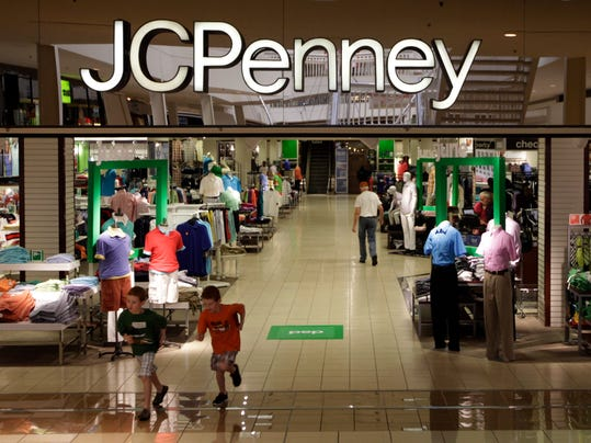 JC Penney Store Closures