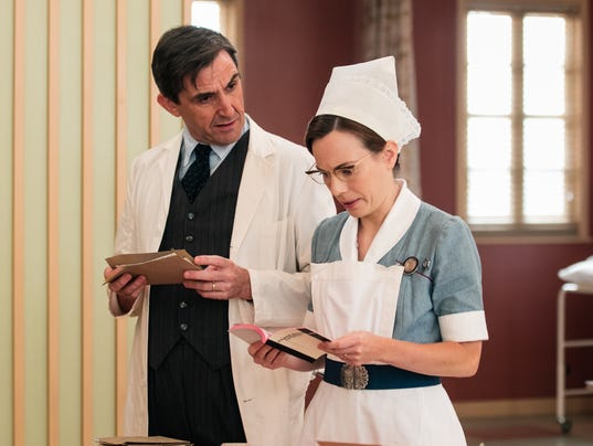 Call the Midwife_Series 6_EP01_EMBARGOED UNTIL 0.01 hours GMT on 17th January 2016