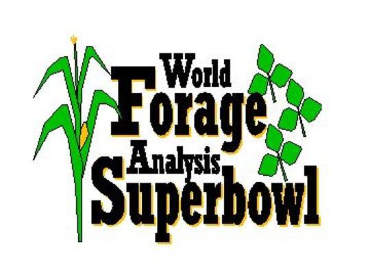2019 World Forage Analysis Superbowl