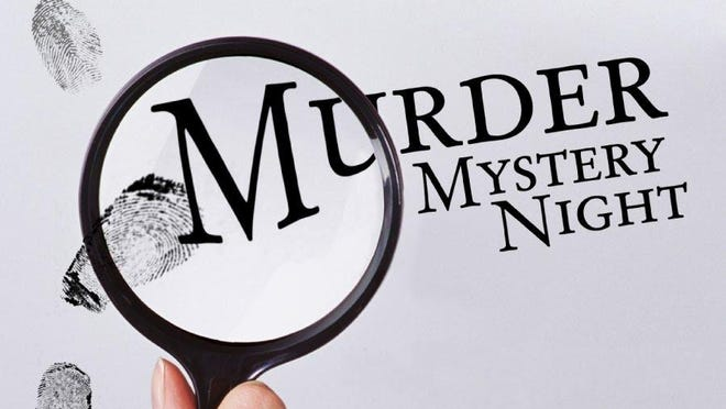 """Brush up on your Sherlock skills and come out for a fabulous murder mystery dinner party. January's murder mystery dinner, """"Death's Slight of Hand,"""" will be played over the course of hor d'oeuvres and a gourmet dinner, including shrimp and tasso pasta and bacon wrapped pork."""
