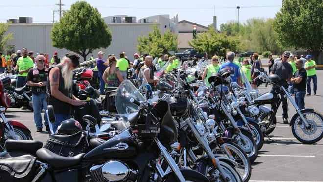 The Ninth Motorcycle Awareness Ride starts at Remington's parking lot, 1655 W. Republic Road, and will end at the American Legion Post 639, 2660 S. Scenic Ave.