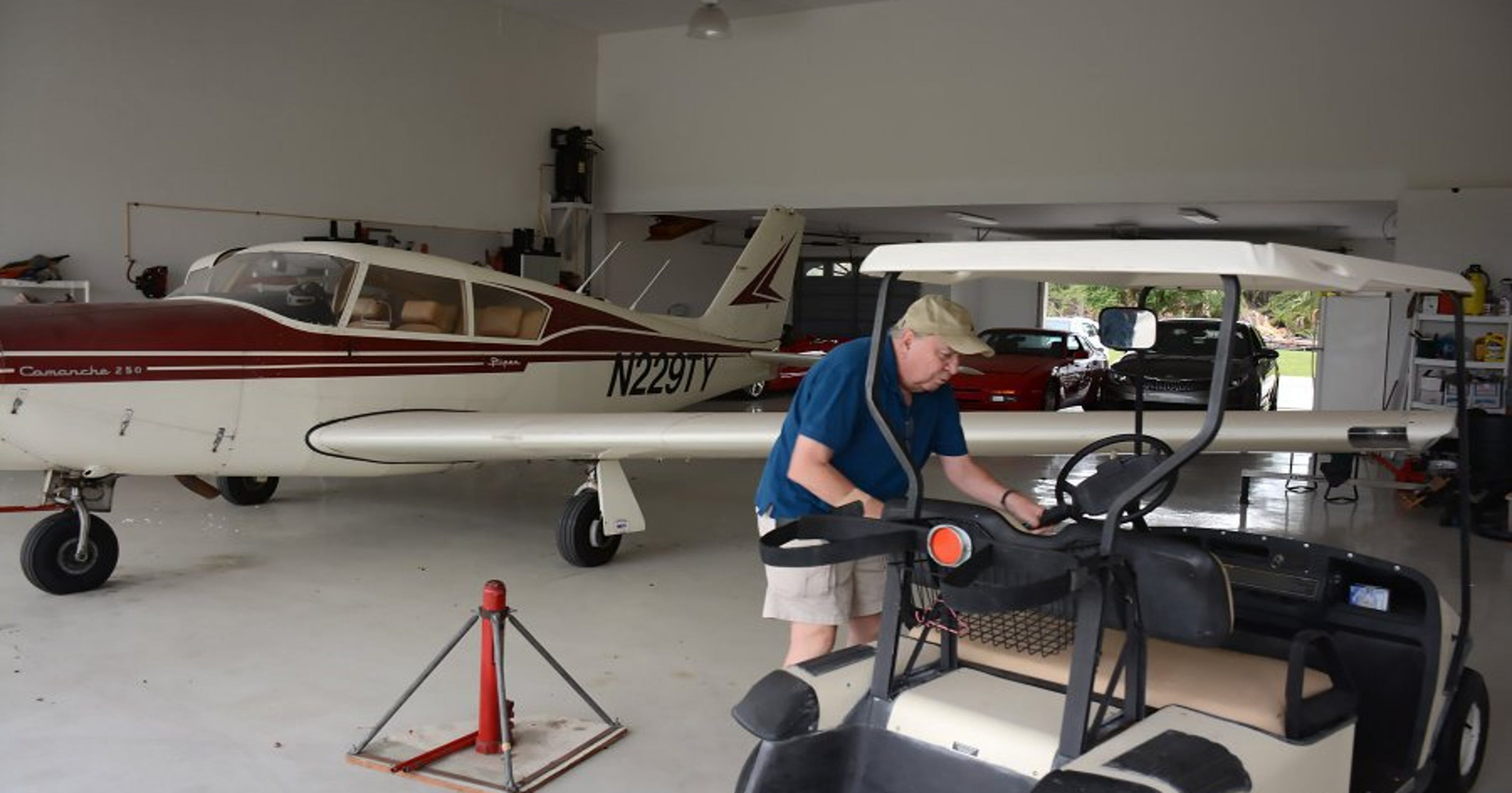 Aaa Naples Fl >> Wing South Airpark: A home where the sky's the limit