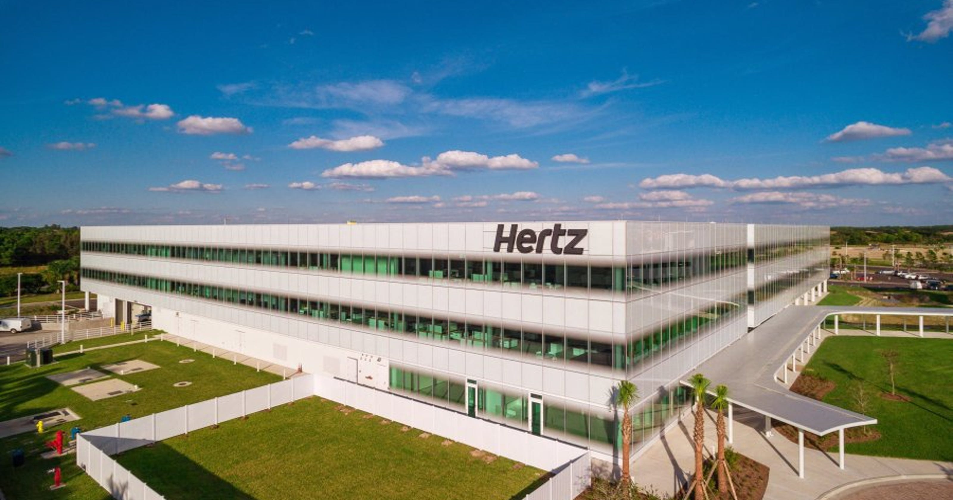 Hertz spins off equipment rental as Herc