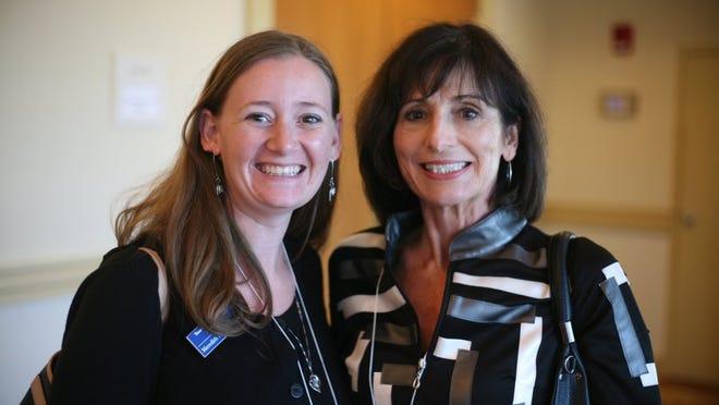 Meredith Zajac and Katherine Goodman