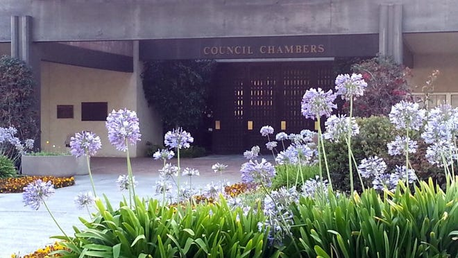 STAR FILE PHOTO   Camarillo City Council Chambers.