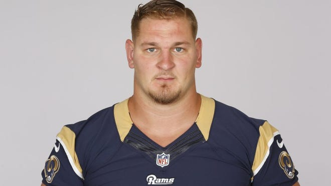 Eric Kush spent last season part of five teams in the NFL.