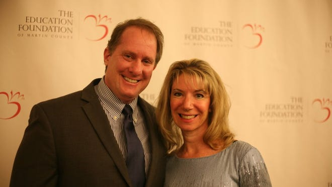 Rob Gluckman and Dr. Michele Libman