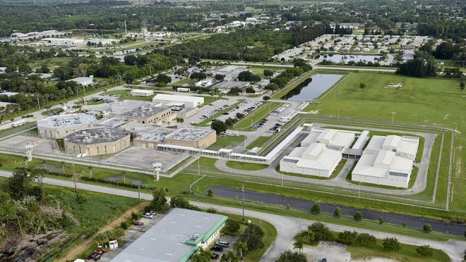 An inmate was found unresponsive at the Indian River County Jail Wednesday.