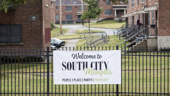 Foote Homes was razed to make room for South City.