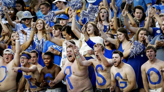 """Would these guys be willing to go to Boca Raton for a bowl game? Magic 8-Ball says """"Seems Likely."""""""
