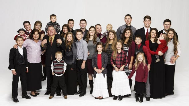 """""""Bringing Up Bates"""" features Rocky Top-based family the Bates, which is made up of father Gil, mother Kelly Jo, their 19 kids and three grandchildren."""