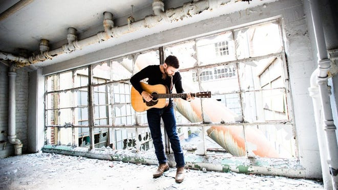 Singer-songwriter Erick Baker, pictured, and former UT and NFL football player Jeff Hall will be celebrity judges for East Tennessee Children's Hospital's 2018 Dancing with the Knoxville Stars fundraiser.