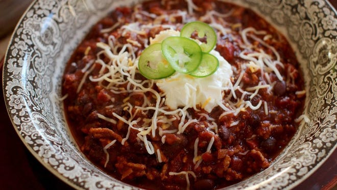 The Elks Chili Cook-off will begin with 9 a.m. registration on Saturday, June 15.