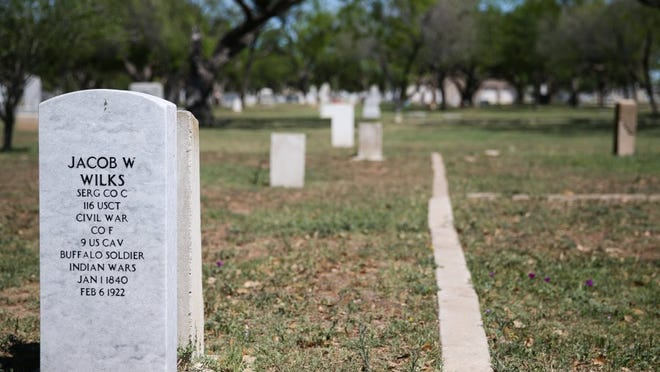 Fairmount is one of the oldest cultural and historical assets of the City of San Angelo. Several Buffalo soldiers are buried in the Pleasant View, the early African-American section.