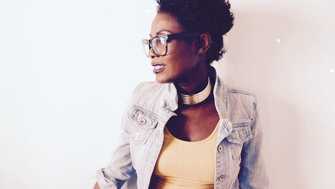 """Sammus soared in 2016 with her album """"Pieces in Space."""""""