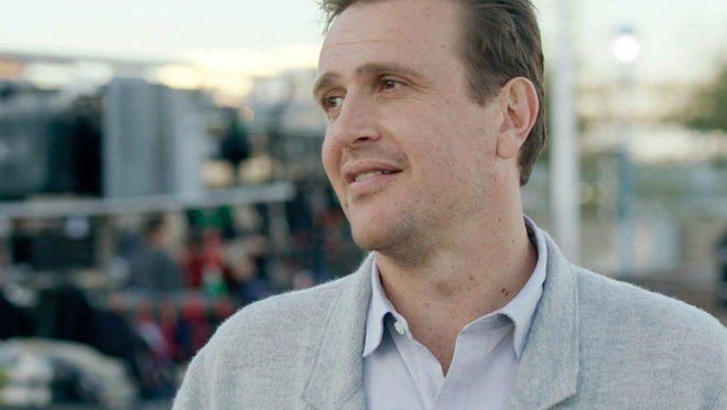 "Writer and creator Jason Segel stars in ""Dispatches From Elsewhere."""