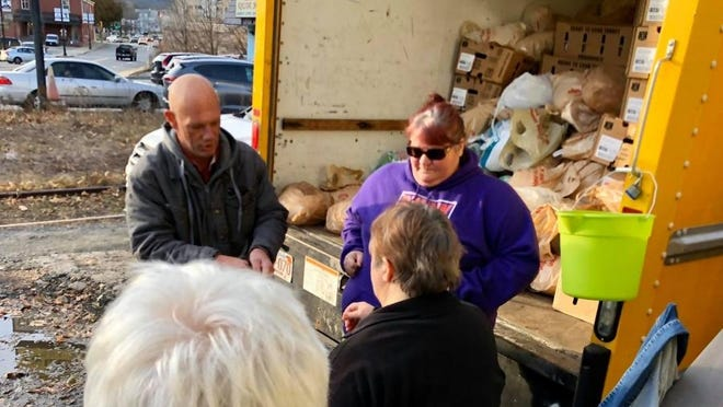 Ginny's Helping Hand in Leominster has begun preparations for its Thanksgiving Basket Distribution.