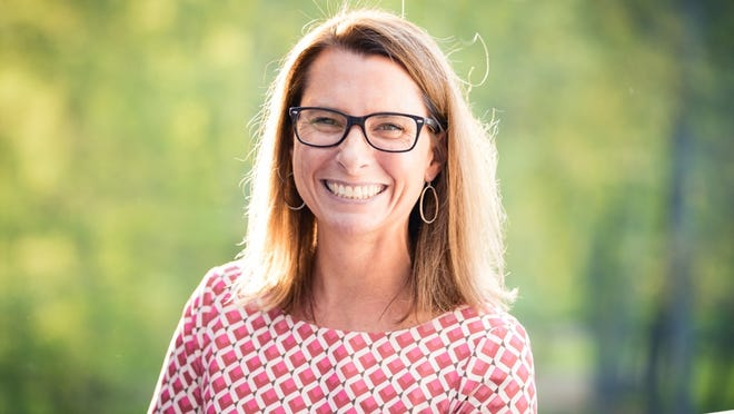 Angela Crocker, executive director of the Parmenter Foundation