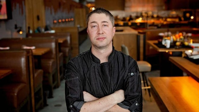 Chef Stephen Coe.