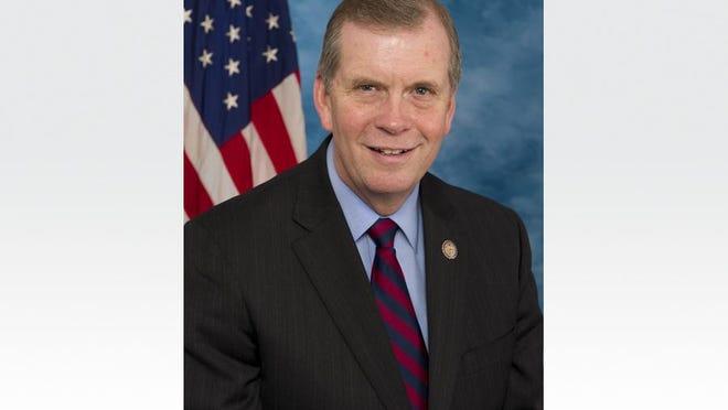 U.S. Rep. Tim Walberg, R-Tipton