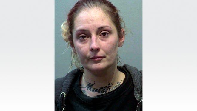 Amber Duren, 33, of Adrian