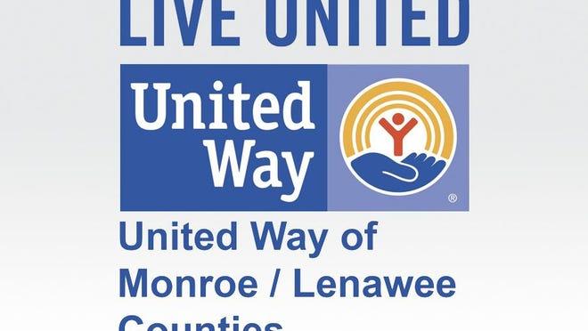 United Way Lenawee Monroe web logo