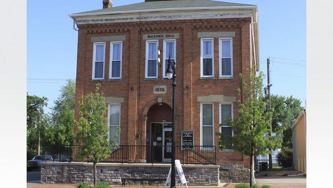 Clinton Township Hall, Lenawee County